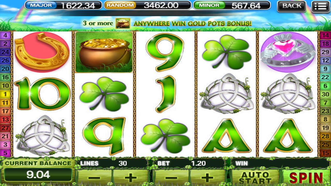 iris Luck