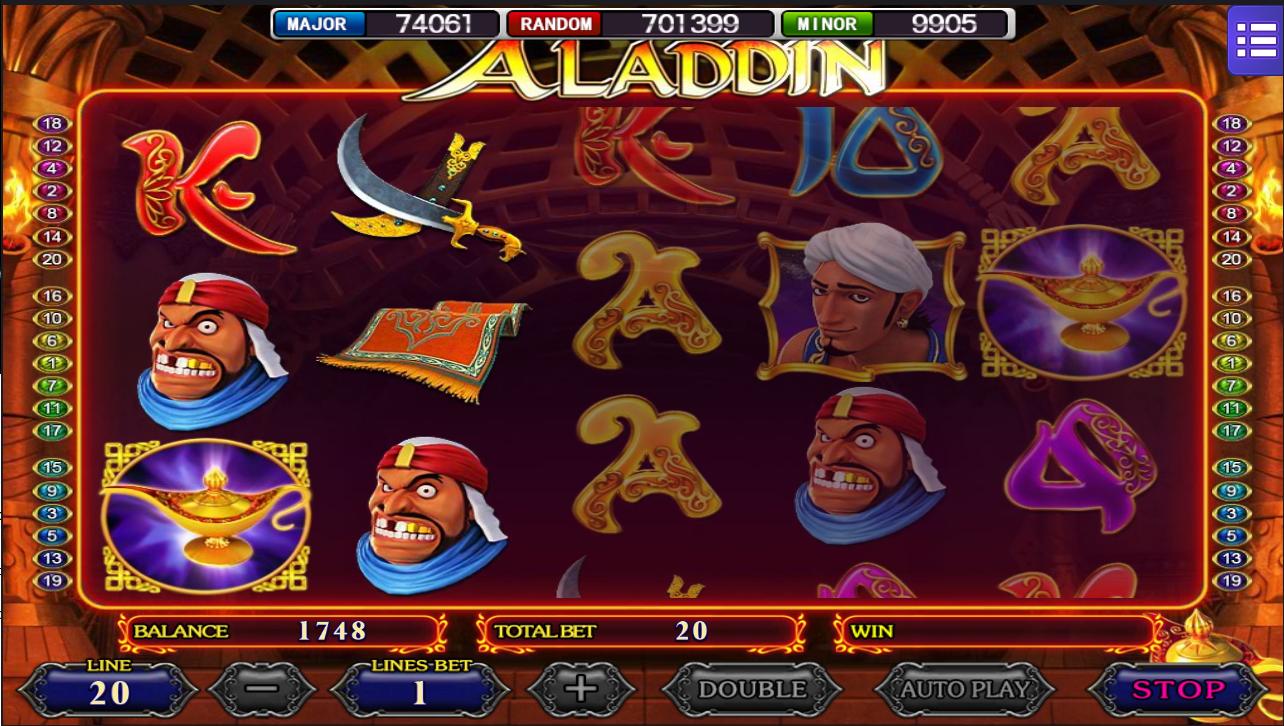 Aladdin Wishes