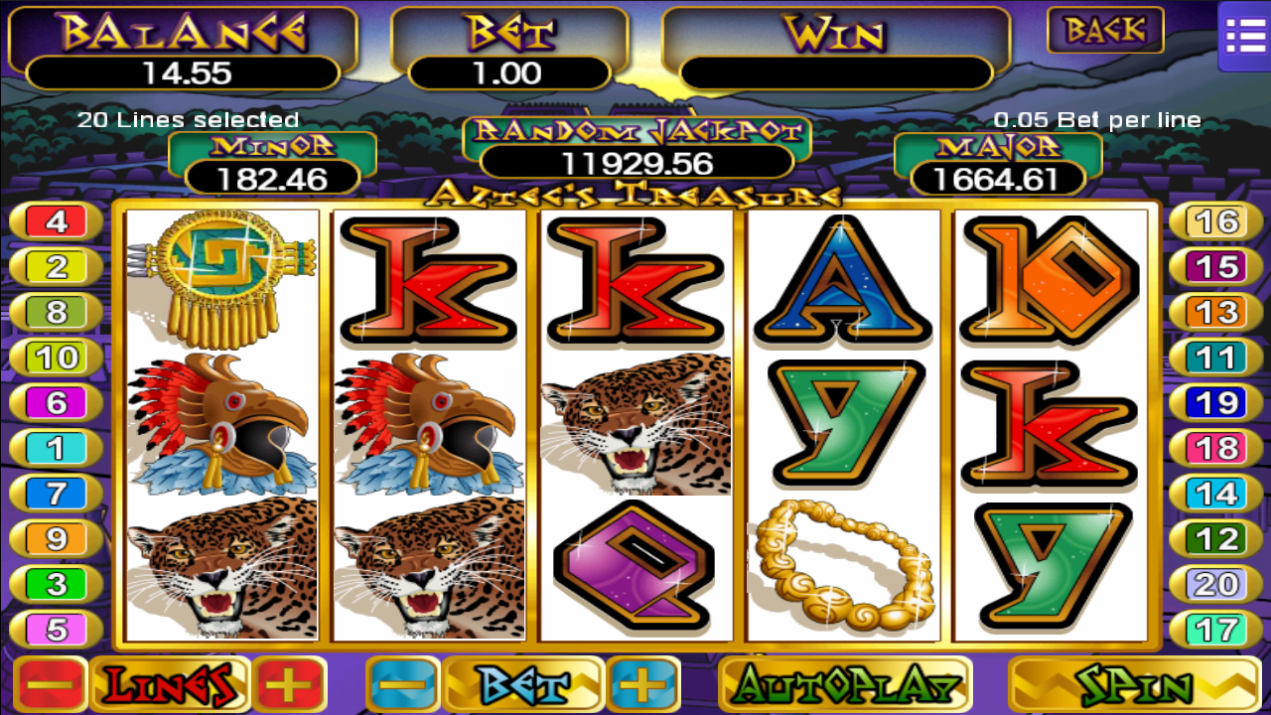 Aztec's Treasure