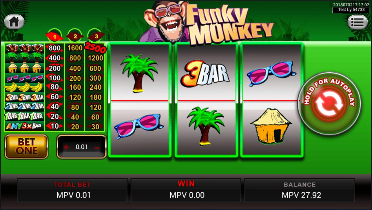 Funkey Monkey