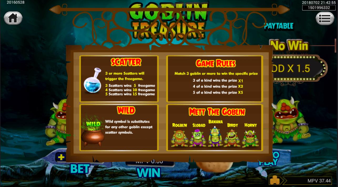 Goblin Treasure