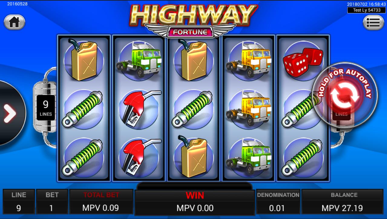 Highway Fortune