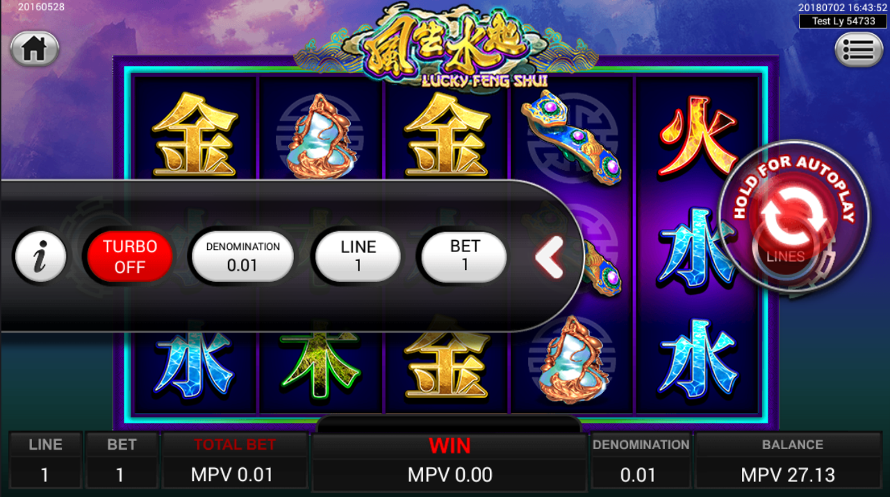 Lucky Feng Shui